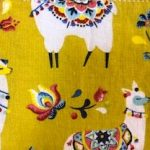 Lama jaune