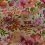 Liberty fleurs vintage