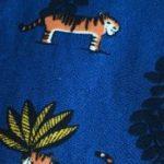 Petit lion bleu