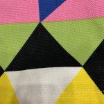 formes multicolores