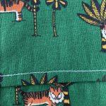petit tigre vert